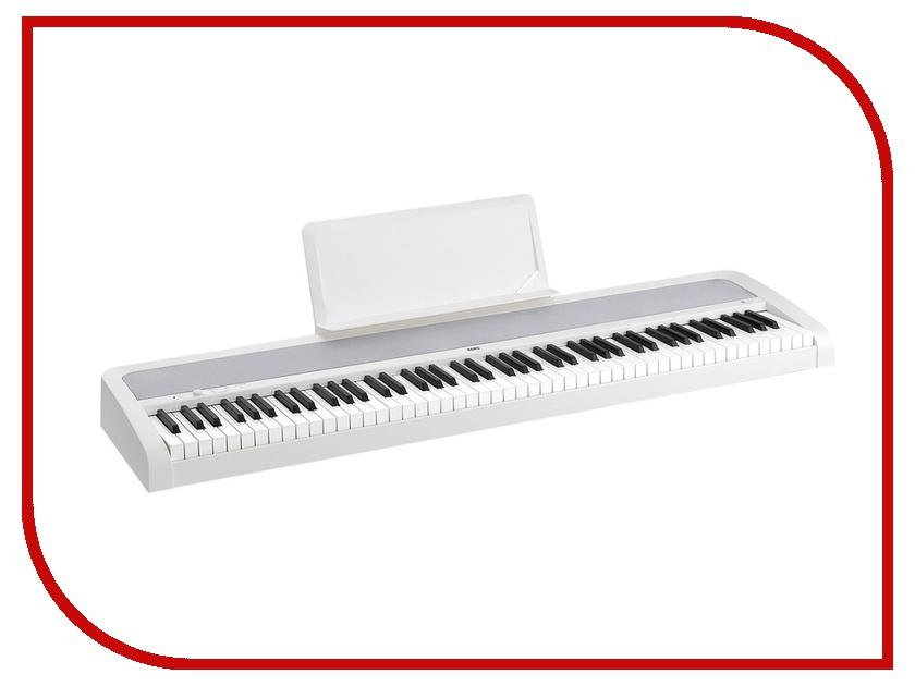 Цифровое фортепиано KORG B1 White korg b1 wh