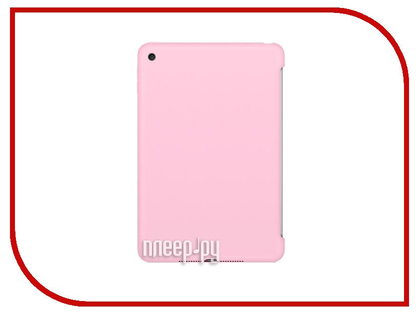 Аксессуар Чехол APPLE iPad mini 4 Silicone Case Light Pink MM3L2ZM/A