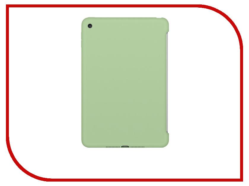 Аксессуар Чехол APPLE iPad mini 4 Silicone Case Mint MMJY2ZM/A<br>