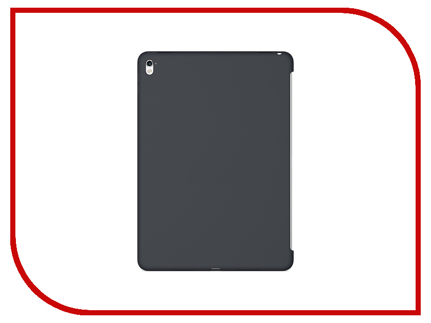 Аксессуар Чехол APPLE iPad Pro 9.7 Silicone Case Charcoal Grey MM1Y2ZM/A<br>