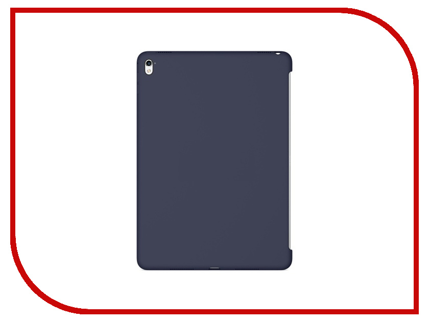 Аксессуар Чехол APPLE iPad Pro 9.7 Silicone Case Midnight Blue MM212ZM/A<br>