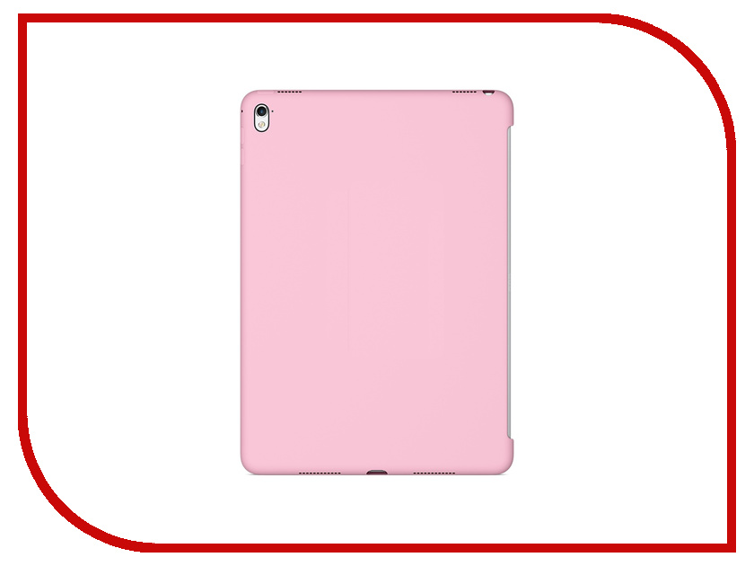 Аксессуар Чехол APPLE iPad Pro 9.7 Silicone Case Light Pink MM242ZM/A<br>