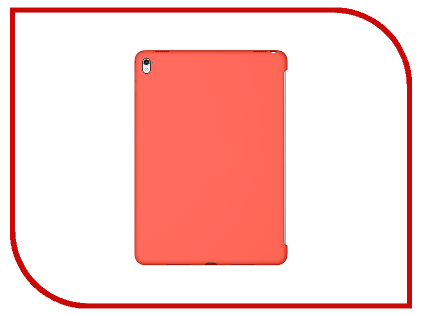 ��������� ����� APPLE iPad Pro 9.7 Silicone Case Abricot MM262ZM/A