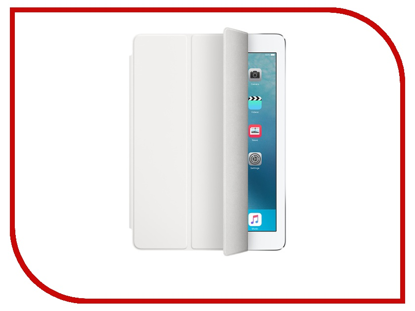 ��������� ����� APPLE iPad Pro 9.7 Smart Cover White MM2A2ZM/A