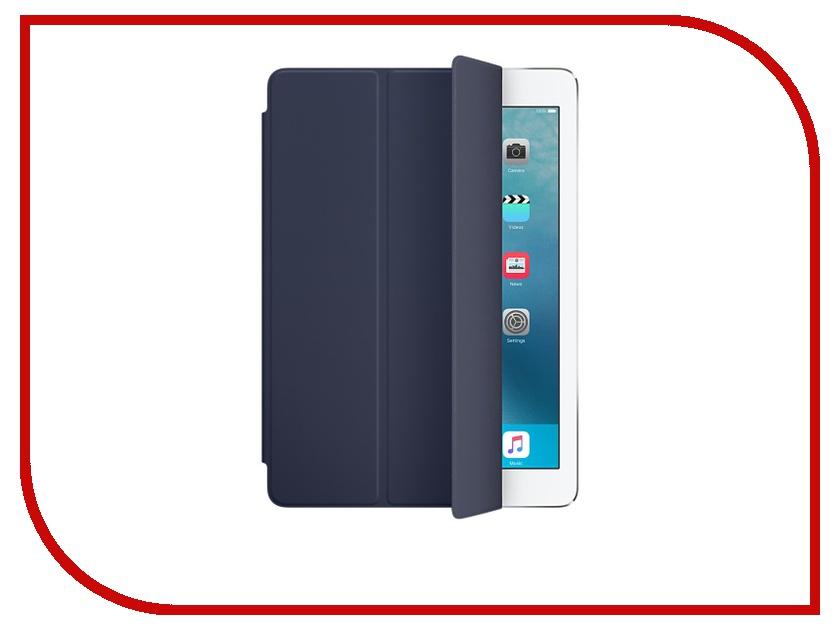 Аксессуар Чехол APPLE iPad Pro 9.7 Smart Cover Midnight Blue MM2C2ZM/A<br>