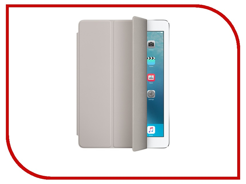 ��������� ����� APPLE iPad Pro 9.7 Smart Cover Stone MM2E2ZM/A