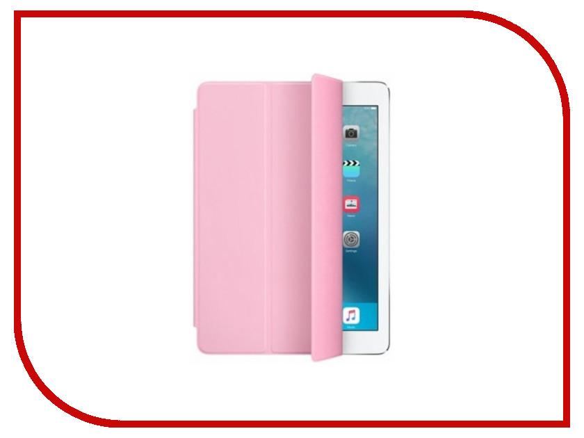 Аксессуар Чехол APPLE iPad Pro 9.7 Smart Cover Light Pink MM2F2ZM/A