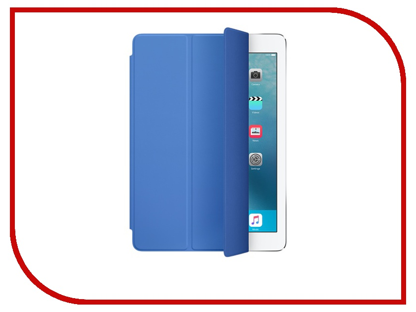 Аксессуар Чехол APPLE iPad Pro 9.7 Smart Cover Royal Blue MM2G2ZM/A<br>