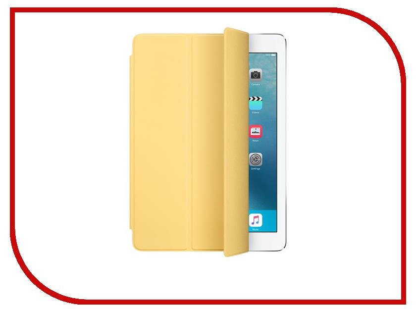Аксессуар Чехол APPLE iPad Pro 9.7 Smart Cover Yellow MM2K2ZM/A<br>