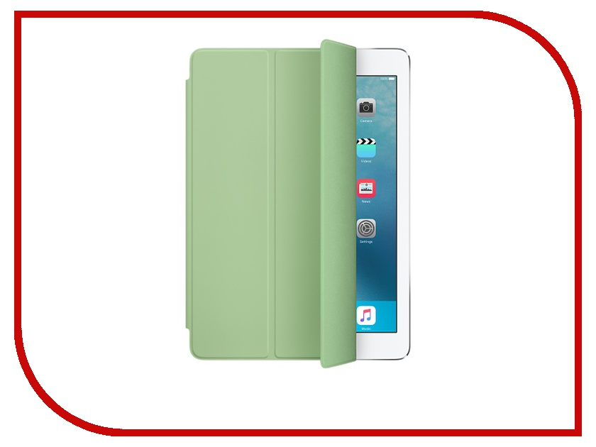 ��������� ����� APPLE iPad Pro 9.7 Smart Cover Mint MMG62ZM/A