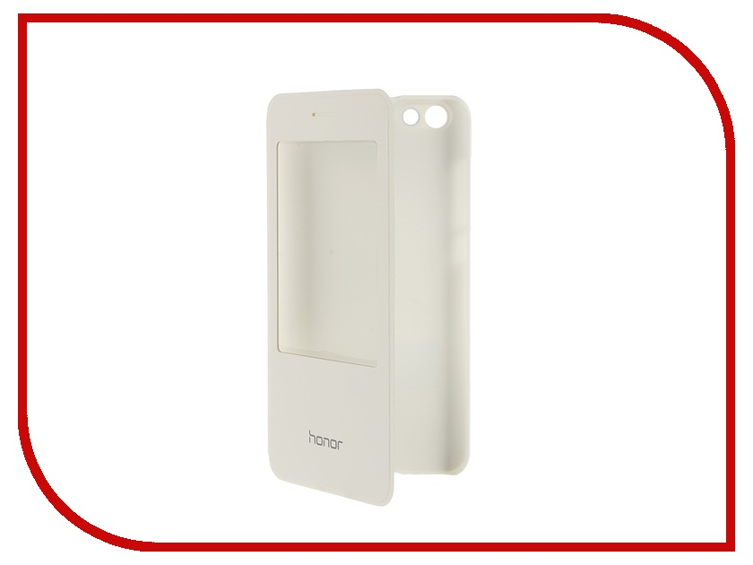 Аксессуар Чехол Huawei Honor 4X Smart Cover White SCH4XW<br>