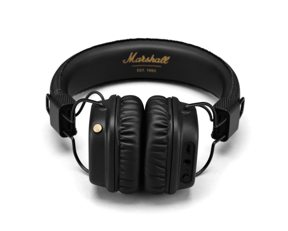 Наушники Marshall Major II Bluetooth Black