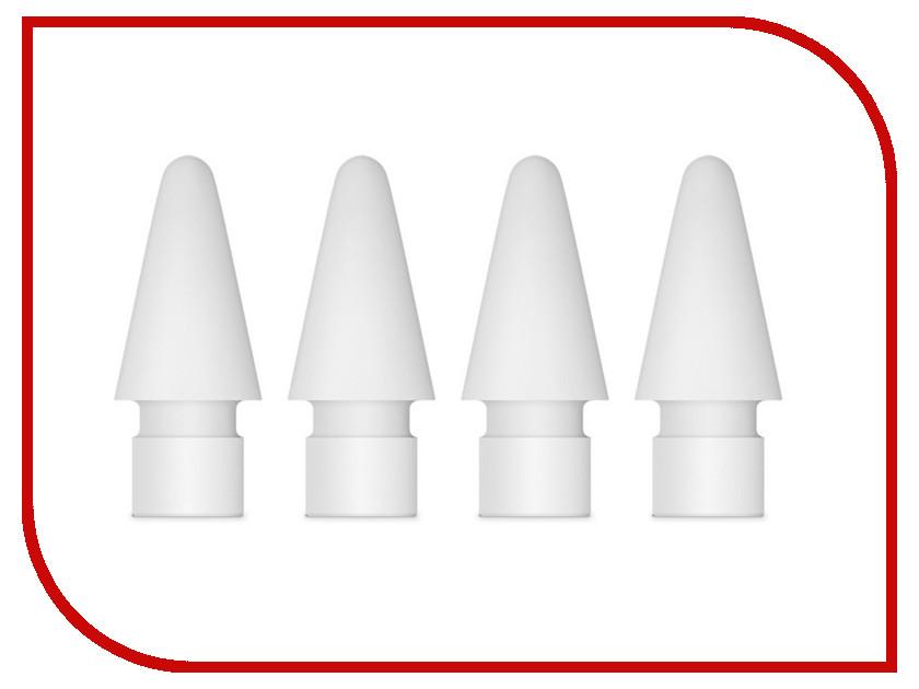 Аксессуар Наконечники APPLE Pencil Tips MLUN2ZM/A наконечники apple pencil tips mlun2zm a