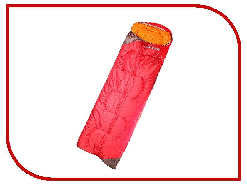 Cпальный мешок Greenwood RS FS-1008-1 Red