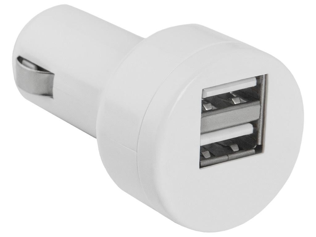 Зарядное устройство Defender ECA-15 2xUSB 83561 зарядное
