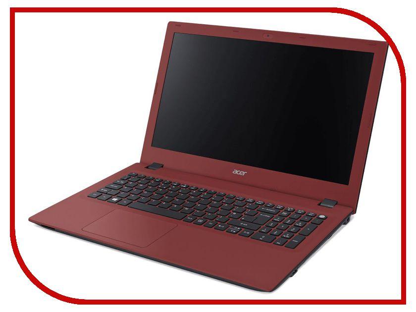 Ноутбук Acer Aspire E5-532-P5QV Red NX.MYXER.010 Intel Pentium N3700 1.6 GHz/2048Mb/500Gb/No ODD/Intel HD Graphics/Wi-Fi/Bluetooth/Cam/15.6/1366x768/Windows 10