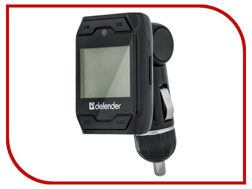 FM-Трансмиттер Defender RT-Play 68008 fm трансмиттер defender rt audio