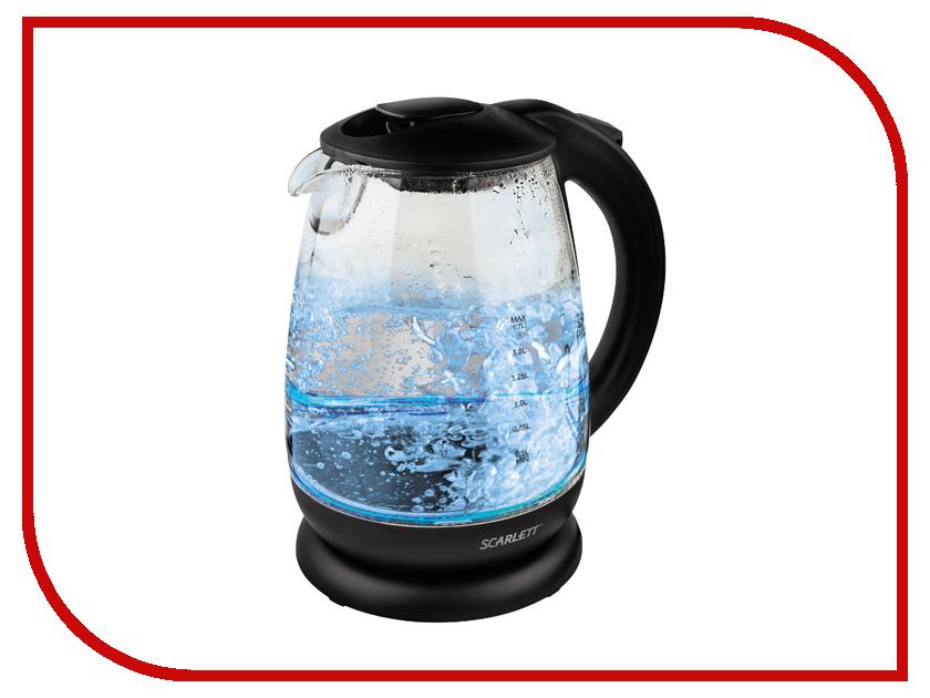 Чайник Scarlett SC-EK27G15 Black масляный радиатор scarlett sc oh67b03 9 black