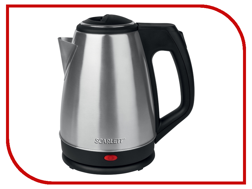 Чайник Scarlett SC-EK21S25 электрический чайник scarlett sc ek18p26 sc ek18p26