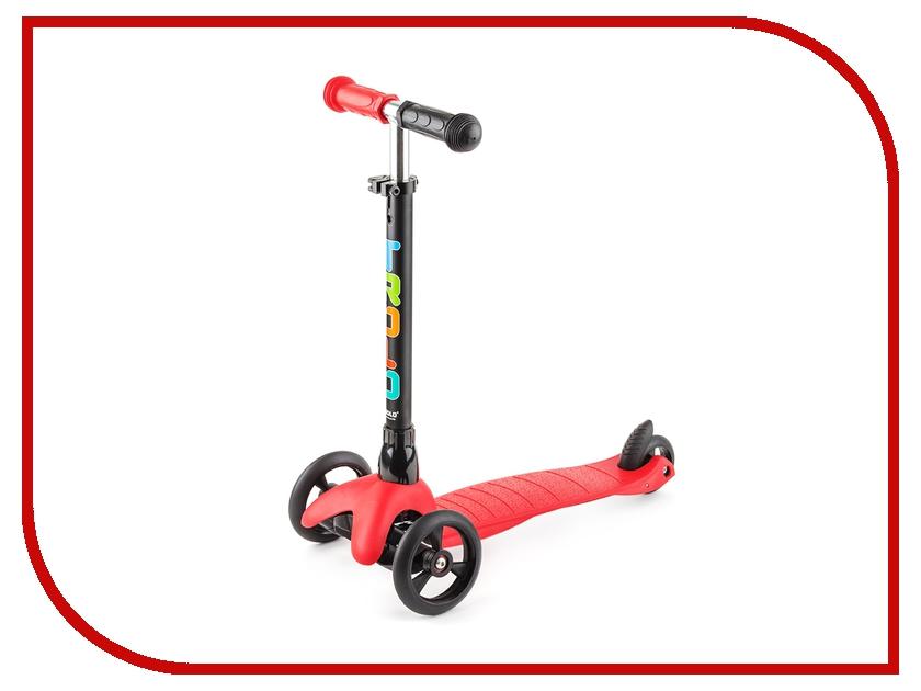 Самокат Trolo Mini UP Red trolo mini