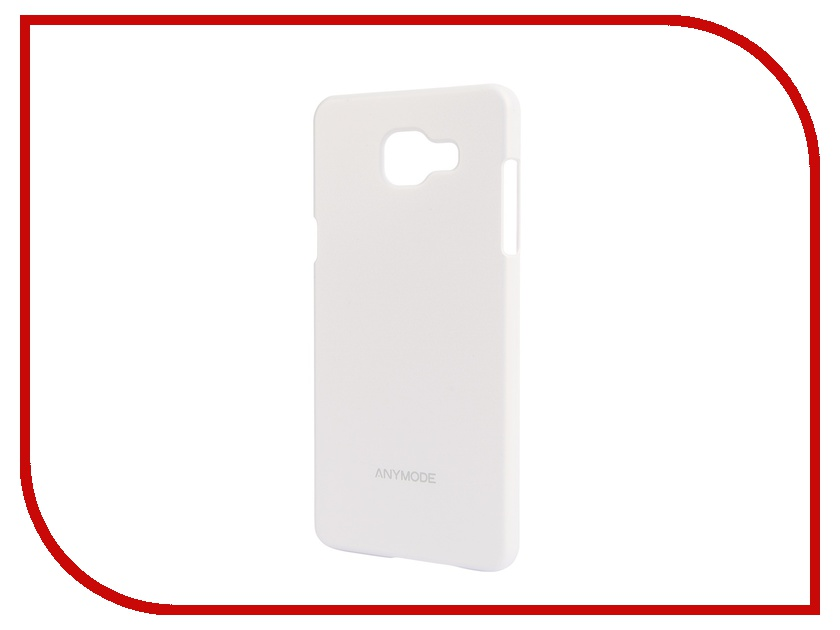 Аксессуар Чехол-накладка Samsung Galaxy A5 2016 Anymode Hard Case White FA00070KWH<br>