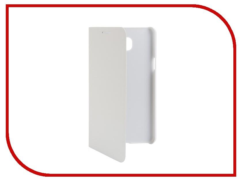 Аксессуар Чехол Samsung Galaxy A5 2016 Anymode Flip Case White FA00071KWH<br>
