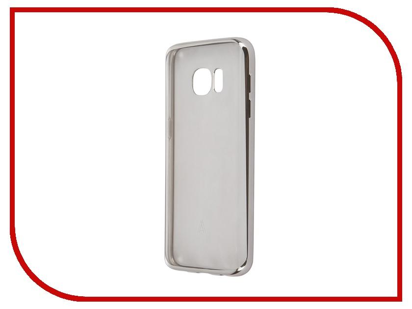Аксессуар Чехол-накладка Samsung Galaxy S7 Anymode Luxe Soft Skin Gold FA00106KGD<br>