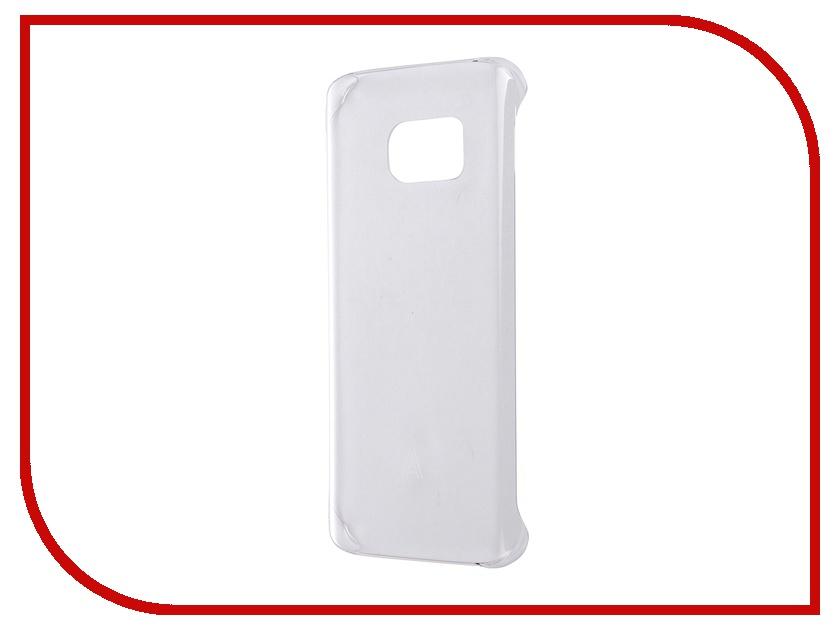 Аксессуар Чехол-накладка Samsung Galaxy S7 Anymode Hard Case Transparent FA00085KCL<br>