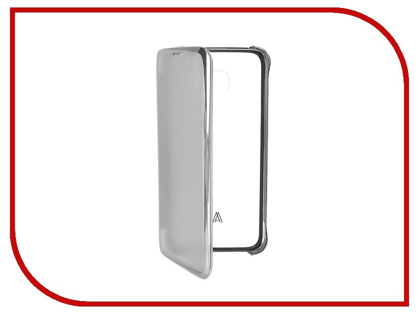 Аксессуар Чехол Samsung Galaxy S7 Edge Anymode Me-In Silver FA00022KSV<br>