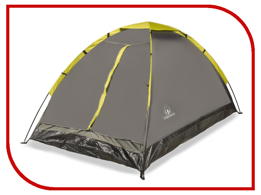 Палатка Greenwood Summer 2 Grey-Green