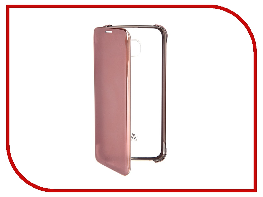 Аксессуар Чехол Samsung Galaxy S7 Edge Anymode Me-In Golden Rose FA00118KGD<br>