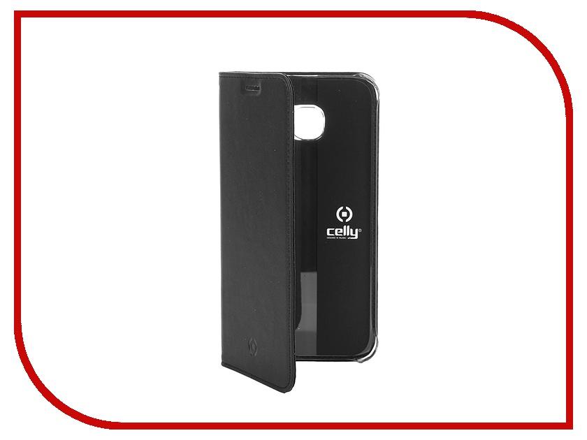 Аксессуар Чехол Samsung Galaxy S7 Edge Celly Air Case Black AIR591BK
