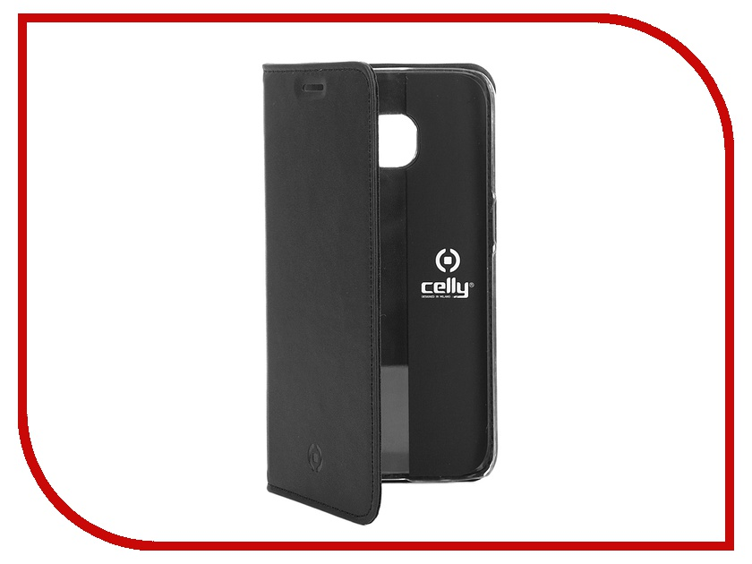 Аксессуар Чехол Samsung Galaxy S7 Celly Air Case Black AIR590BK