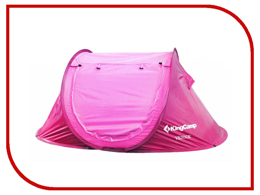Палатка Kingcamp KT3071 Red