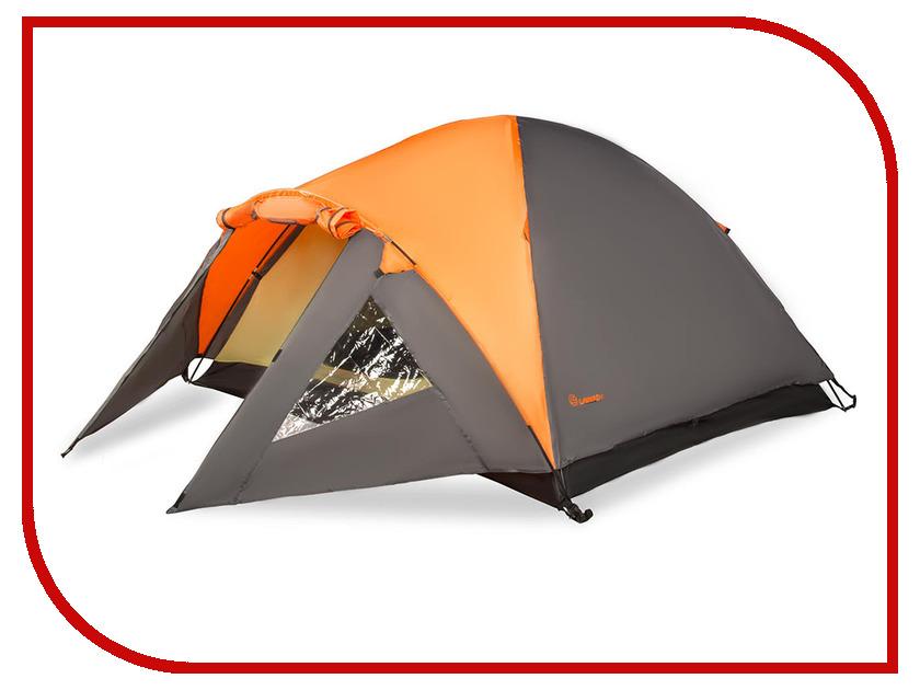 Палатка Larsen A4 Quest Orange-Grey