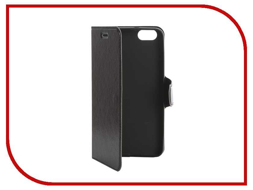 ��������� ����� Huawei Honor 4X Red Line Book Type Sleek Black