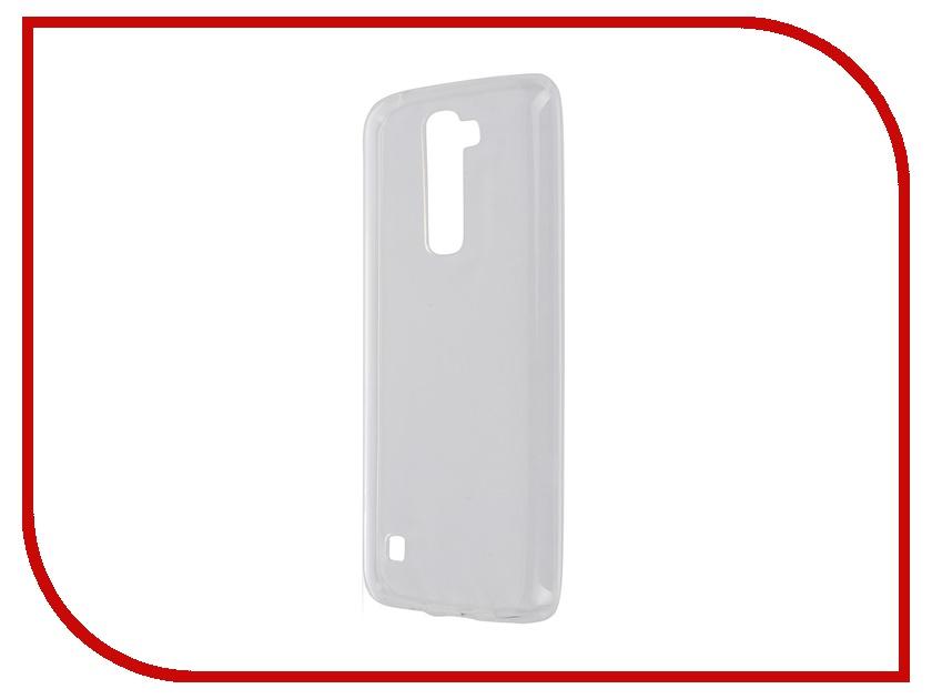 ��������� ����� LG K8 iBox Crystal Transparent