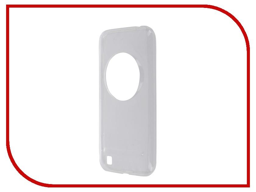 Аксессуар Чехол ASUS ZenFone Zoom ZX551ML iBox Crystal Transparent