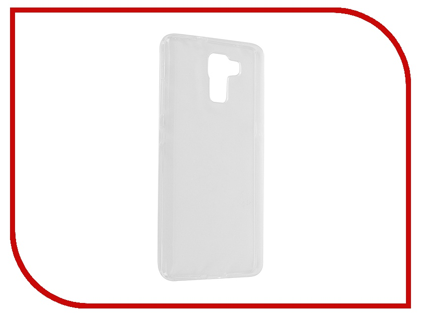 Аксессуар Чехол Huawei Honor 7 iBox Crystal Transparent