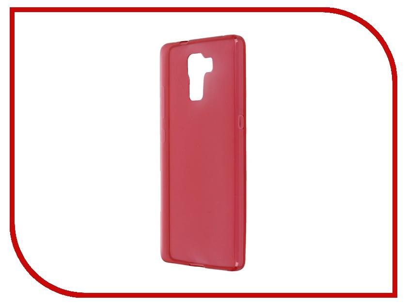 Аксессуар Чехол Huawei Honor 7 iBox Crystal Red<br>