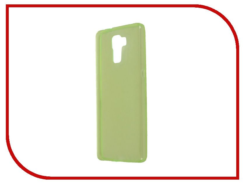 ��������� ����� Huawei Honor 7 iBox Crystal Green