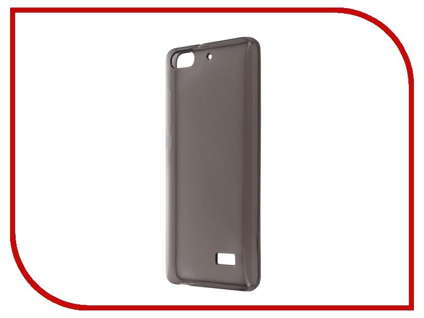 Аксессуар Чехол Huawei Honor 4C iBox Crystal Grey