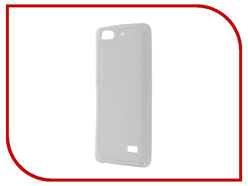 Аксессуар Чехол Huawei Honor 4C iBox Crystal Transparent