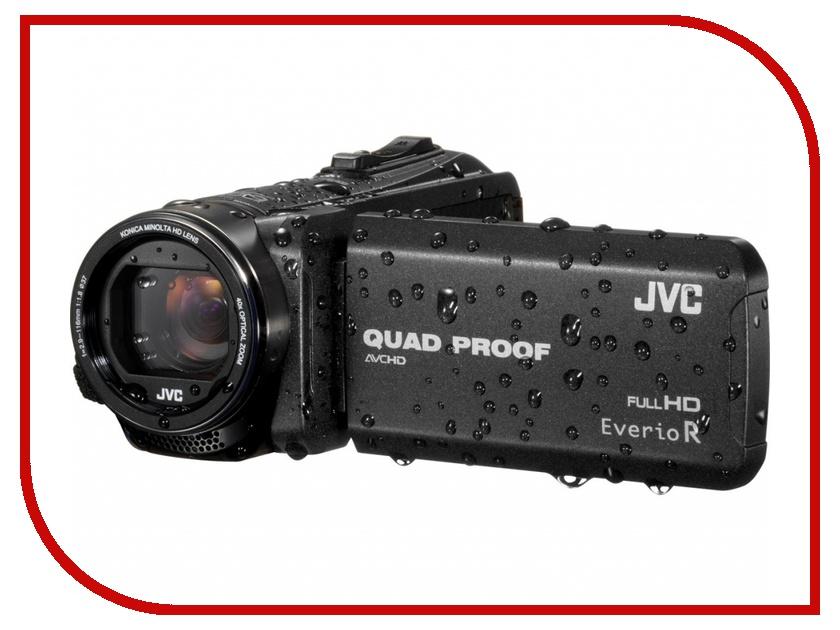 Видеокамера JVC Everio GZ-R415BEU Black