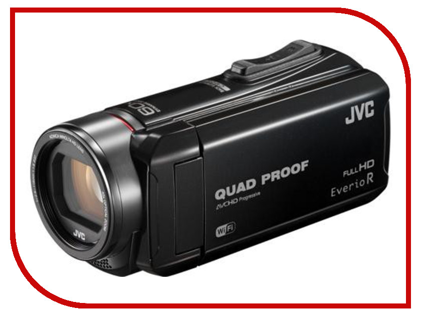 Видеокамера JVC Everio GZ-RX610BEU<br>