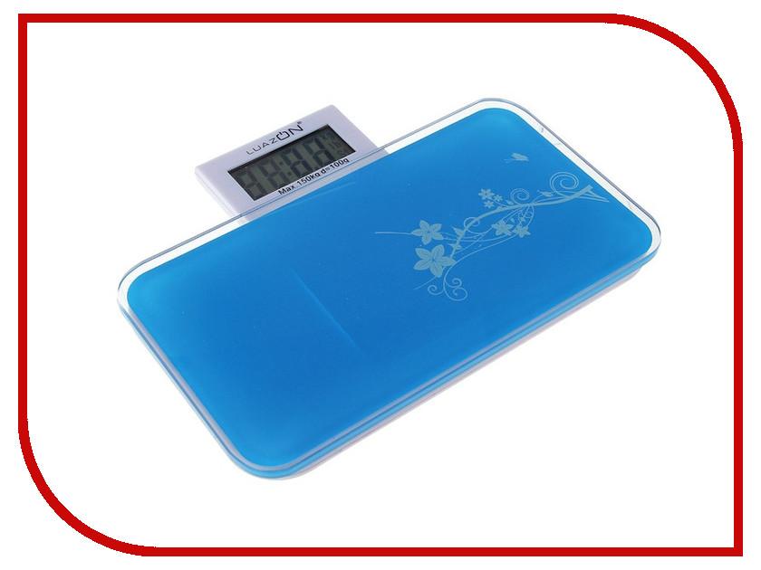 Весы Luazon LVP-1803 Blue 1147008<br>