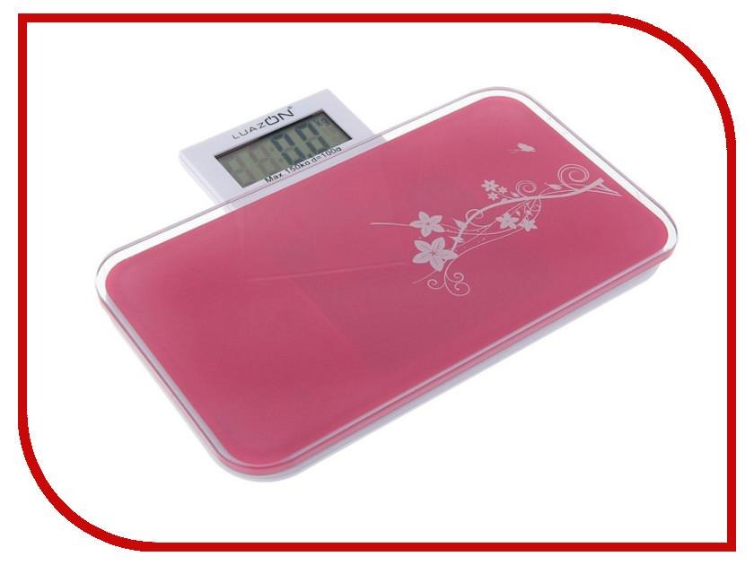 Весы Luazon LVP-1801 Red 1147006