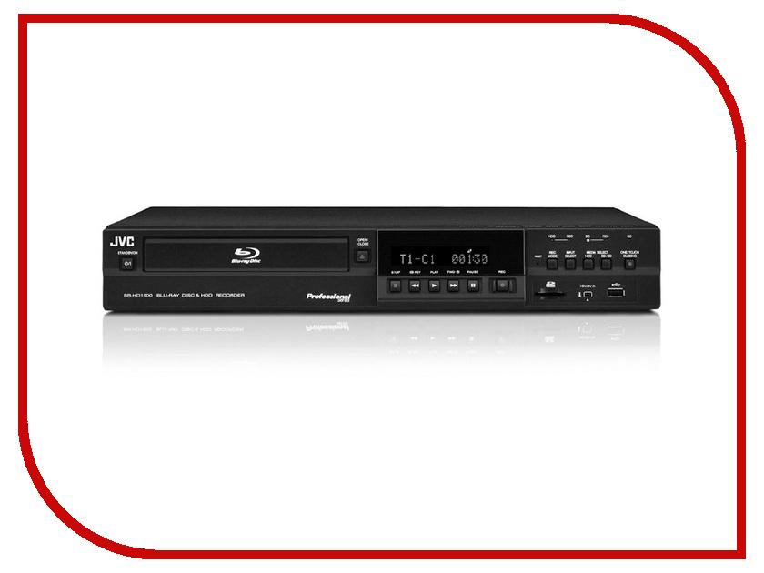 Плеер JVC SR-HD1700 телевизоры