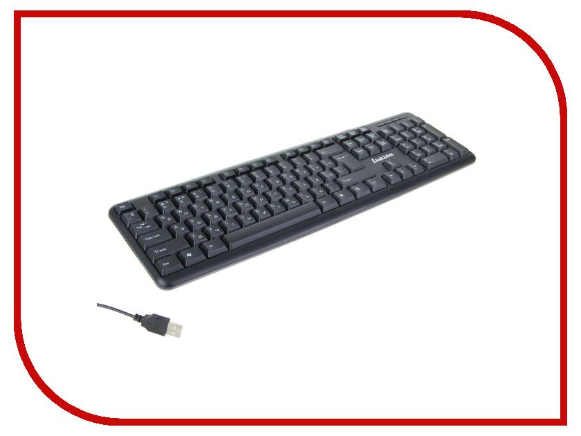 Клавиатура Luazon K-003 Black USB 1219931