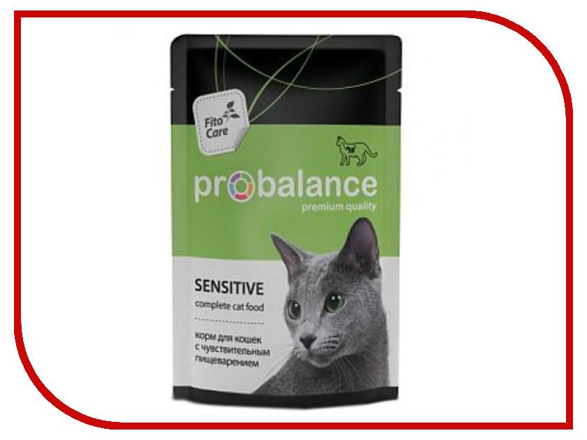 Корм ProBalance Sensitive 85g чувствительное пищеварение